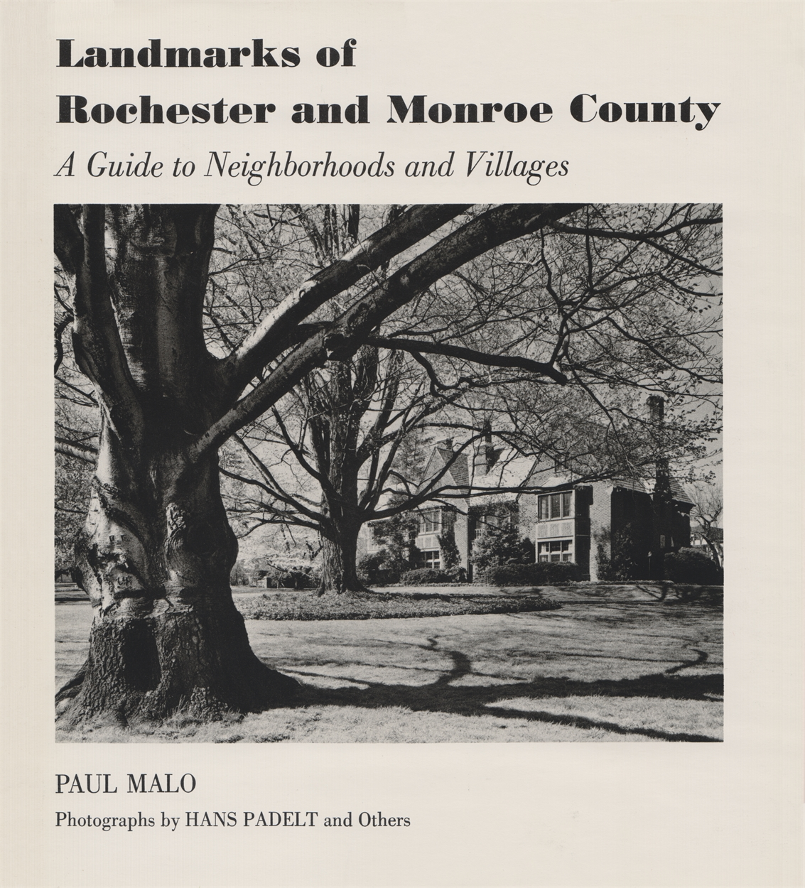 Landmarks of Rochester and Monroe County