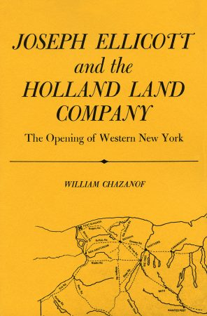 Joseph Ellicott and the Holland Land Company book cover