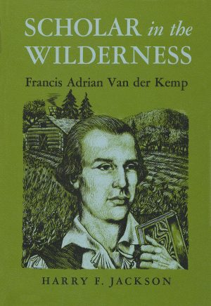 Scholar in the Wilderness book cover